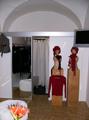 Negozio abbigliamento Locarno in via Panigari